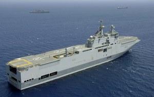 USA zaniepokojone sprzedażą francuskich Mistrali do Rosji