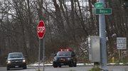 USA: Znaleziono ludzkie szczątki w spalonym domu zabójcy dwóch strażaków