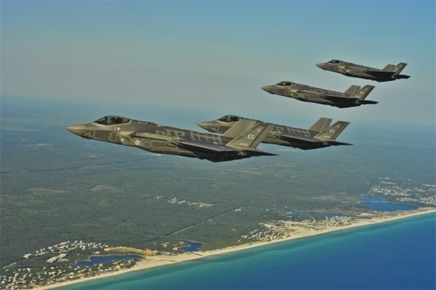 USAF kupią 238 samolotów F-35. Fot. U.S. Air Force photo/Master Sgt. Donald R. Allen /materiały prasowe