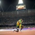 Usain Bolt vs. skoczek trampolinowy