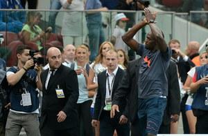 Usain Bolt z nieoficjalnym rekordem świata