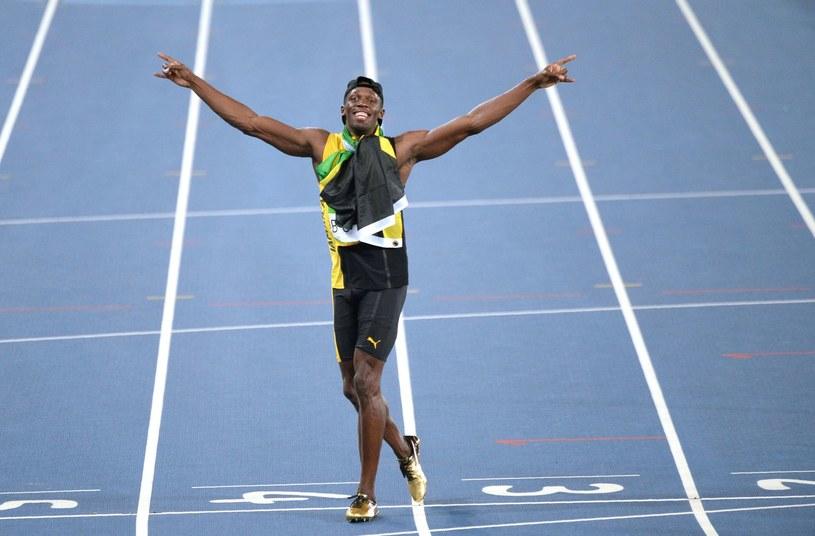 Usain Bolt /AFP