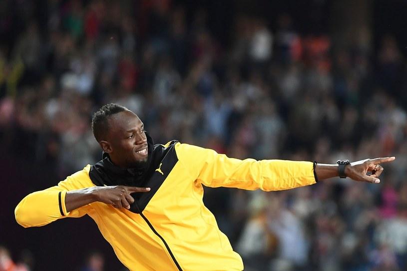 Usain Bolt /JEWEL SAMAD /AFP