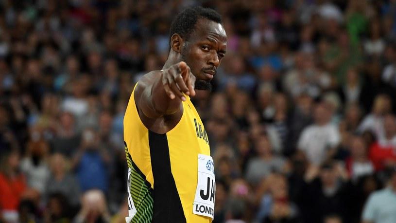 Usain Bolt /Le Buzz