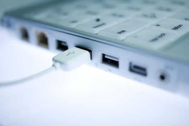 USB 3.1 znacznie usprawni transmisję danych w komputerach /123RF/PICSEL