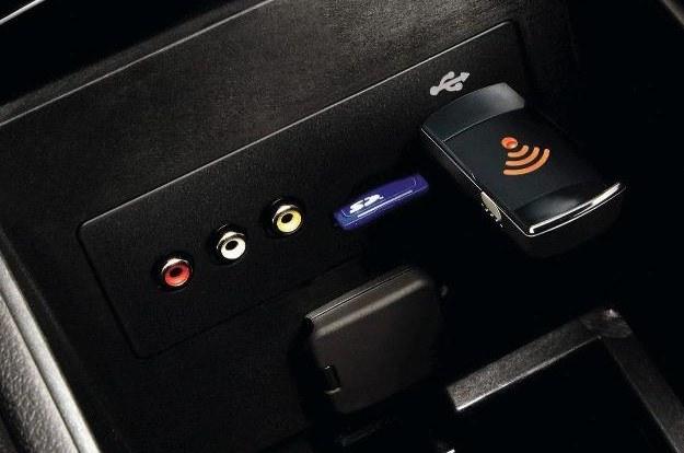 USB, SD, WiFi... /
