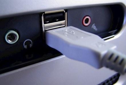 USB to, wg. analityków, najbardziej udany typ łącza fot. Pam Roth /stock.xchng