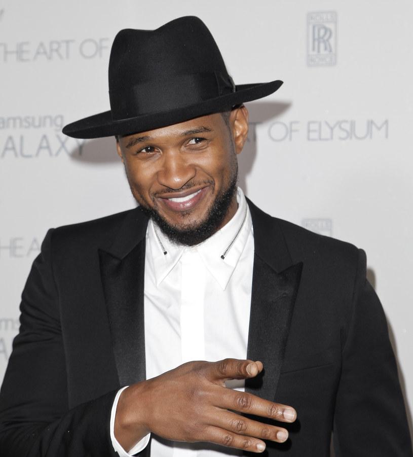Usher był już raz żonaty /Tibrina Hobson /Getty Images