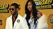 Usher: Koniec z Naomi?
