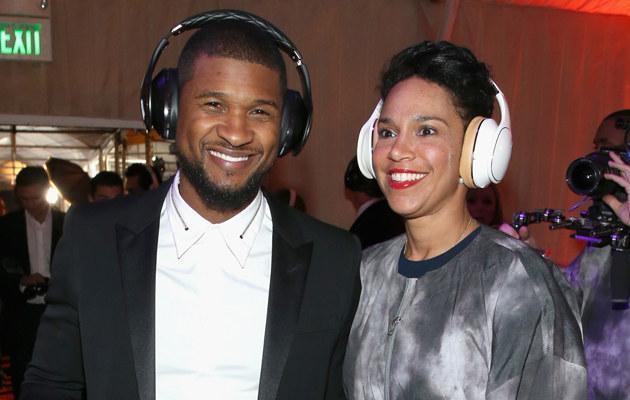 Usher oświadczył się ukochanej /Jonathan Leibson /Getty Images