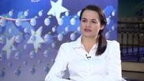 Usiądę do rozmów z Łukaszenką, jeśli będzie to konieczne - Cichanouska dla Polsat News
