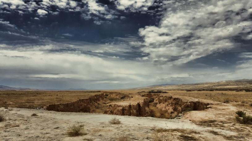 Uskok San Andreas jest wyjątkowo niebezpieczny /123RF/PICSEL