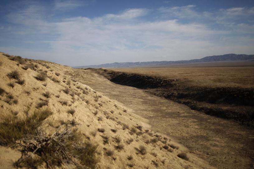Uskok San Andreas - kolejny cel dla rosyjskich głowic. /AFP