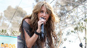 Uskrzydlona Miley Cyrus