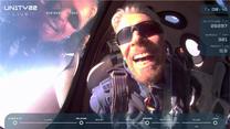 Uśmiech marzyciela. Richard Branson w kosmosie