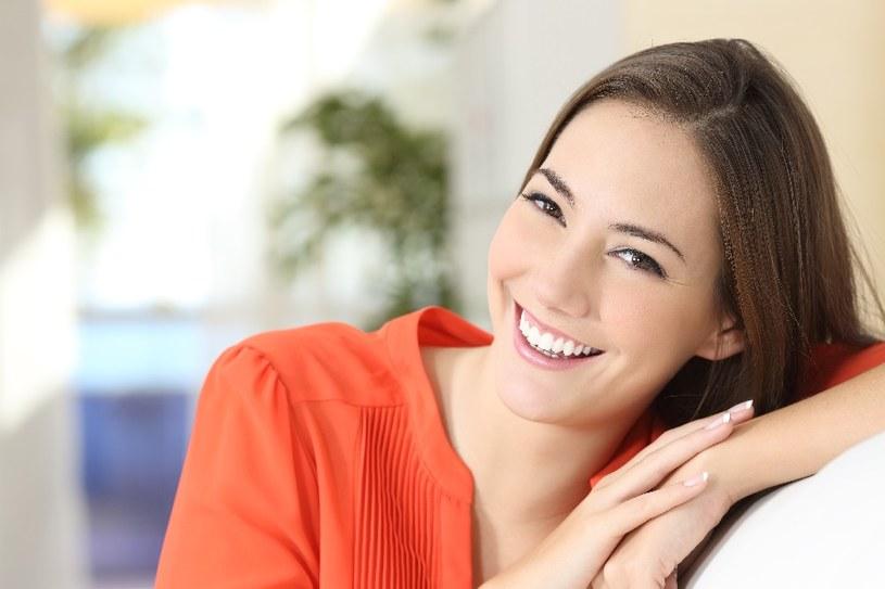 Uśmiech pomaga /123RF/PICSEL