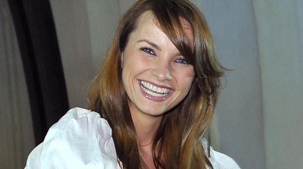 Uśmiech to znak rozpoznawczy Małgorzaty Teodorskiej /Kurnikowski /AKPA
