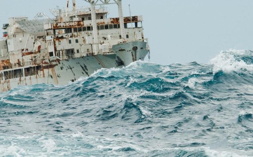USNS General Hoyt S. Vandenberg - tuż przed planowym zatopieniem /materiały prasowe