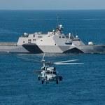 """USS """"Freedom"""". Ostatni rejs pechowego okrętu"""