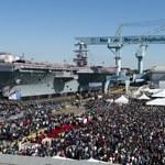 USS Gerald R. Ford przygotowuje się do służby