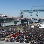 USS Gerald R. Ford - przyszłość amerykańskiej marynarki wojennej