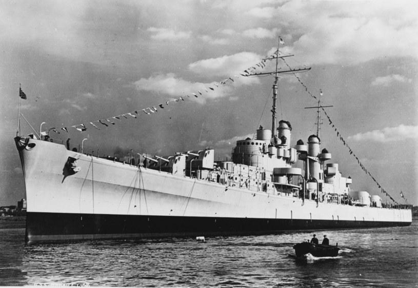 USS Juneau /U.S. National Archives;  /East News