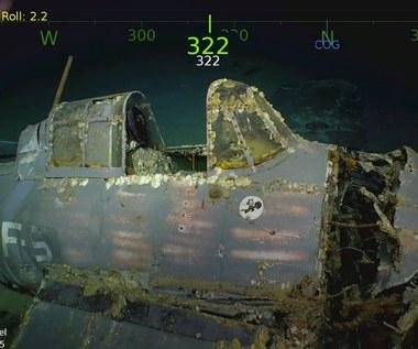 """USS """"Lexington"""". Słynny wrak odnaleziony po 76 latach"""
