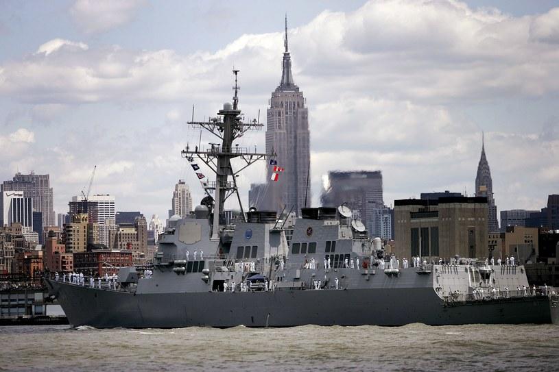 USS Mason / zdj. archiwalne /Getty Images