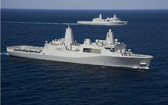 USS Portland /materiały prasowe