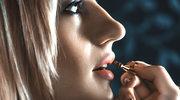 Usta idealnie malowane