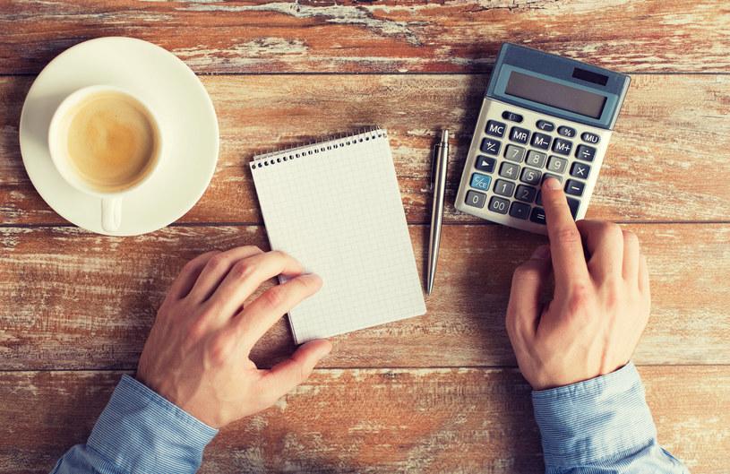 Ustalenie domowego budżetu jest początkiem oszczędzania /123RF/PICSEL