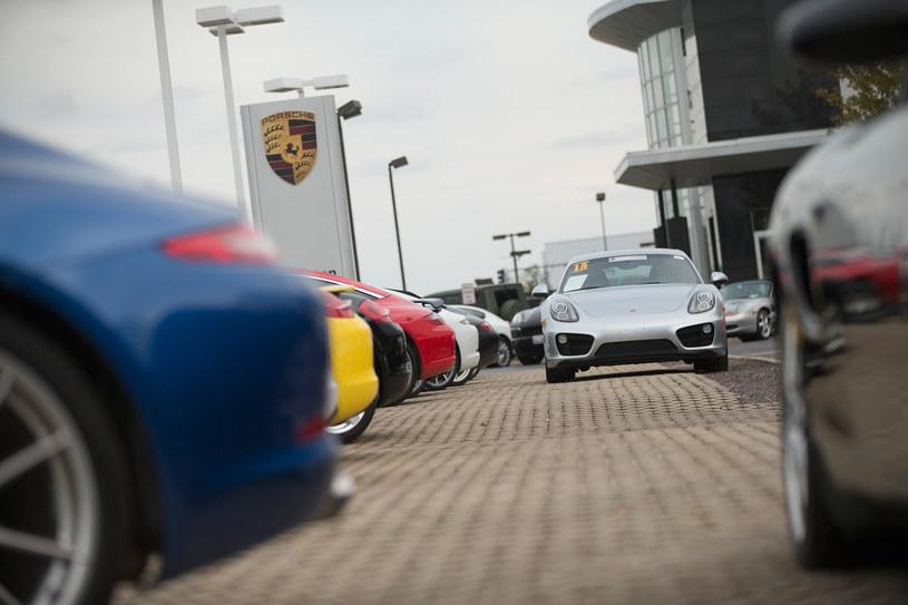 """Ustalono, że Porsche nie jest winne oszustwa, a jedynie """"niedostatecznego nadzoru""""... /Getty Images"""