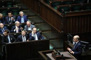 Ustawa dyscyplinująca sędziów w Sejmie. Relacja na żywo