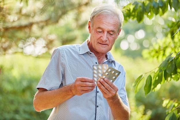 Ustawa nt. darmowych leków dla seniorów 75+ jest tylko PR-owym zagraniem rządu? /©123RF/PICSEL