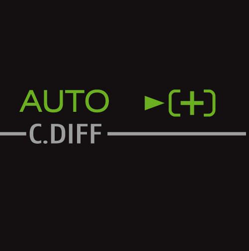 Ustawienia dyferencjału /Motor