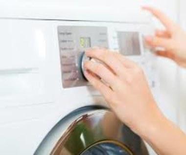 Ustawienia pralki - zobacz co oznaczają