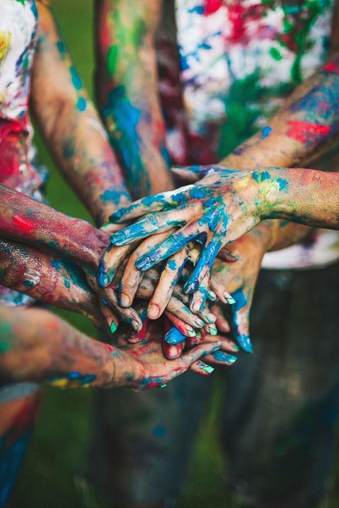 usuwanie farby /© Photogenica