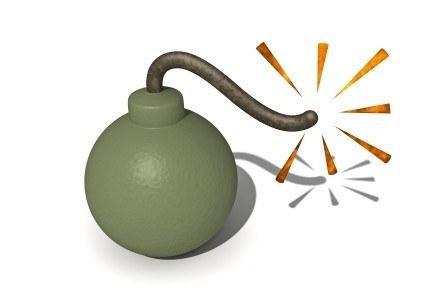 Usuwanie robaka Win32/Zimuse przypomina rozbrajanie bomby Fot. Sigurd Decroos /materiały prasowe