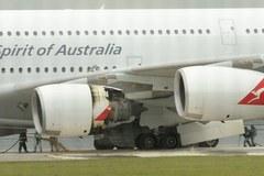 Uszkodzony Airbus A380 musiał awaryjnie lądować