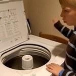 Utalentowany 10-latek wymiata na... pralce!