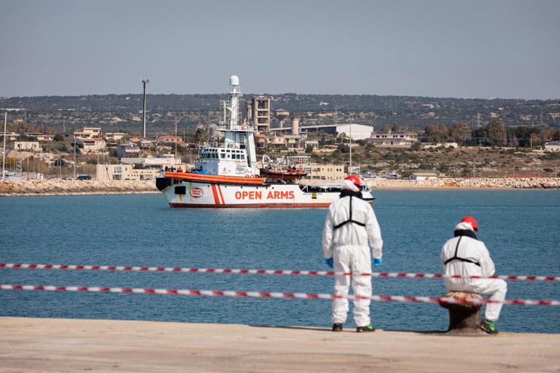 Utonęło 17 migrantów /Getty Images