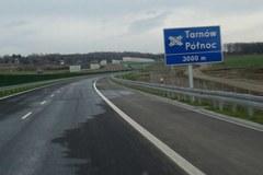 Utrudnienia i ograniczenia na nowym odcinku atostrady A4