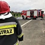 Utrudnienia na drogach w Polsce [NA ŻYWO]