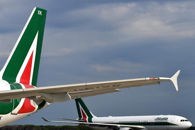 Utrudnienia w ruchu lotniczym w całych Włoszech /AFP