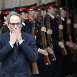 """""""Utworzymy Republikę Katalonii"""". Quim Torra nowym premierem"""