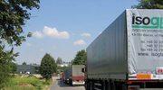 """Uwaga, ciężarowy """"Ślimak"""" na drodze!"""