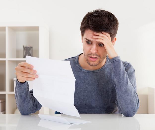 Uwaga! Ktoś może zaciagnąć kredyt posługując się naszymi danymi osobowymi /©123RF/PICSEL