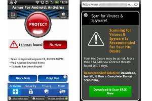 Uwaga na fałszywą aplikację antywirusową na Androida