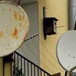 """Uwaga na """"montaże talerzy satelitarnych bez pomocy specjalisty"""""""
