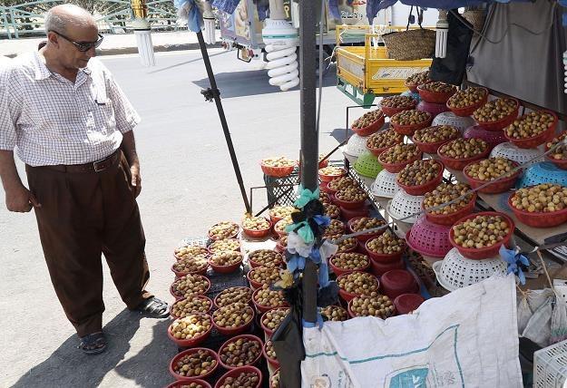 Uwaga na orzechy i suszone figi z Turcji /AFP
